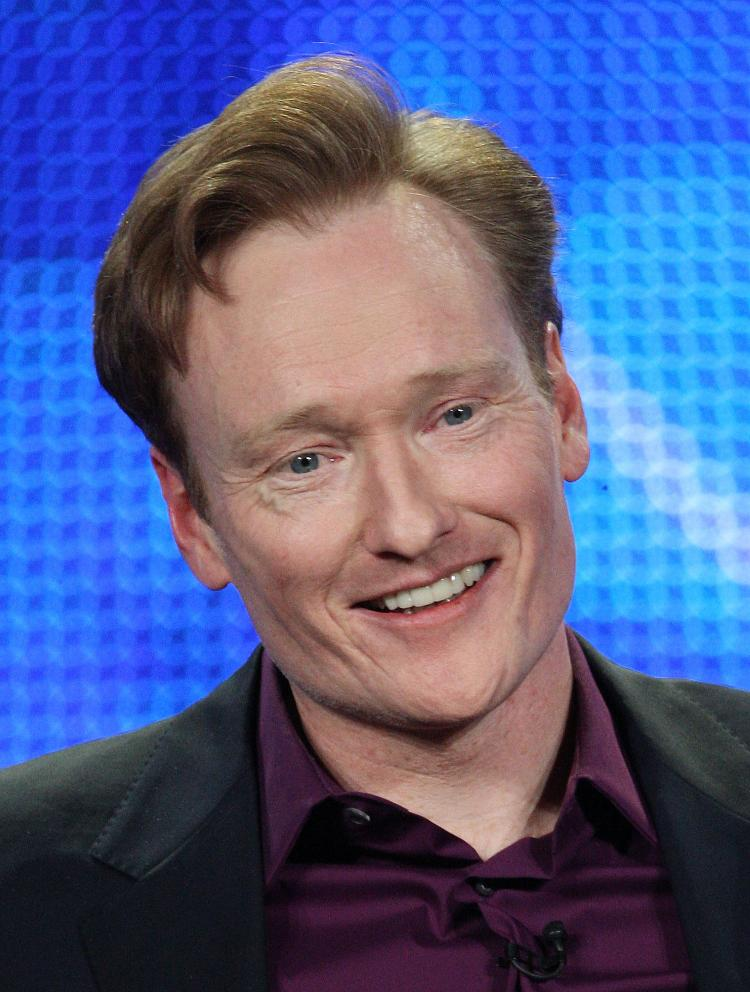 Conan O'Brien signs with TBS to host late night show. (Frederick M. Brown/Getty Images)