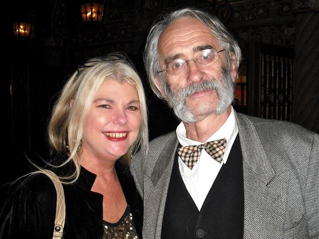 Ricardo Bejsak-Colloredo-Mansfeld and his wife, Susan, attend Shen Yun