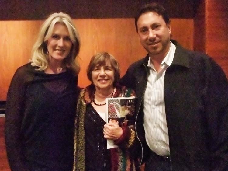 Margot Feldman, Thelma and Ziv Feldman