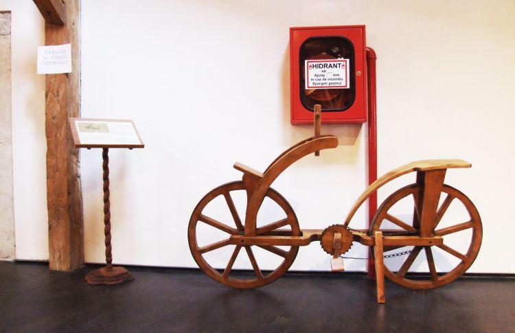 da Vinci, bicycle