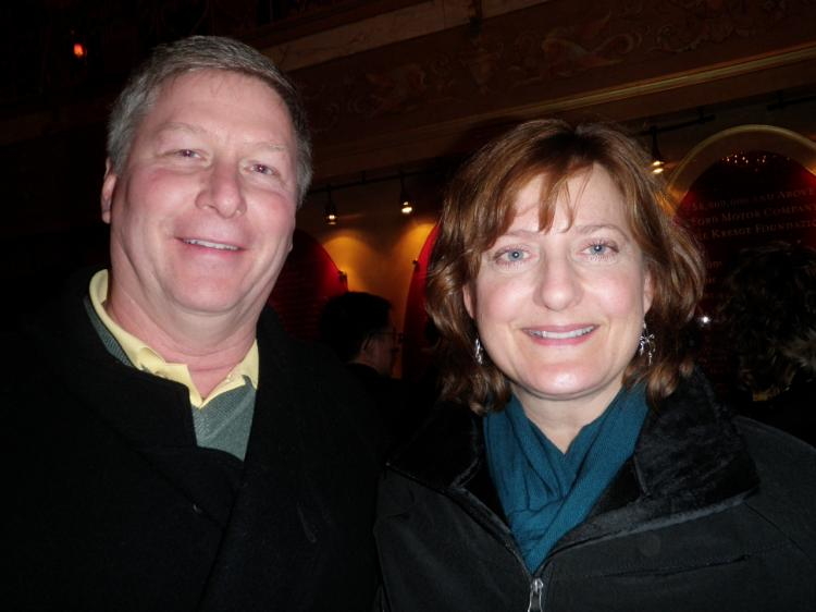 Marlene and Tod Jenkins (The Epoch Times)