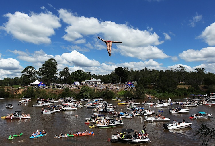 Red Bull Cliff Diving World Series Qualifier