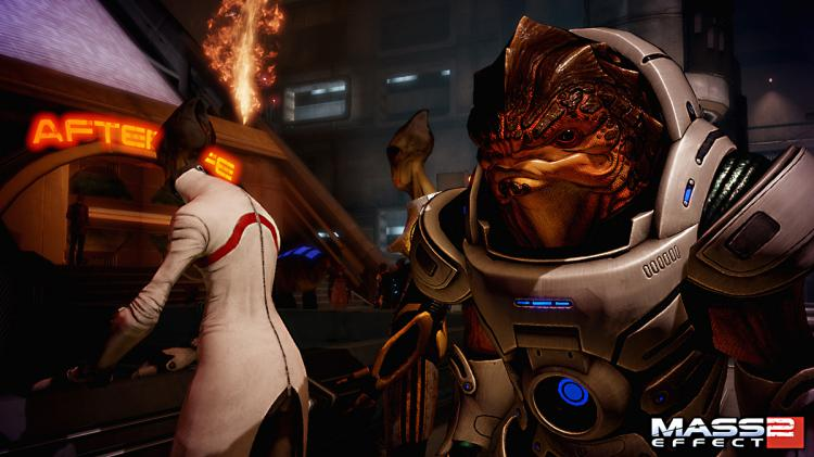 Mass Effect 2 was one of the biggest games of 2010. Will its successor be as popular in 2011?   (Courtesy of EA)