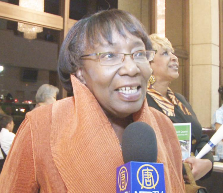State Representative Edna Brown (D-Toledo) of the 48th District. (Lei Chen/NTDTV)