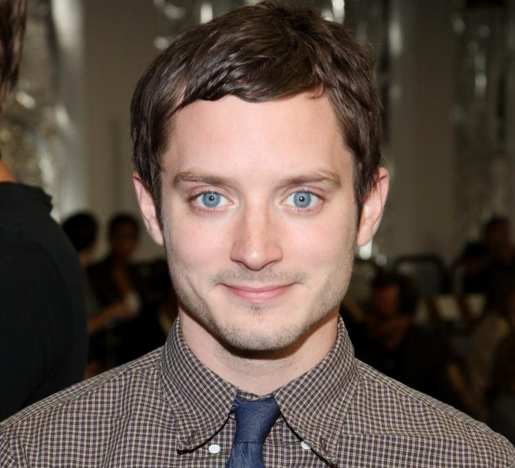 Elijah Wood will once again step into as the role of Frodo Baggins, in the in the much anticipated upcoming film 'The Hobbit.'     (Will Ragozzino/Getty Images)
