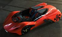 Ferrari Launches Driver Program in Australia