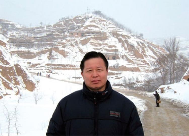 Chinese human rights lawyer, Gao Zhisheng  (The Epoch Times)