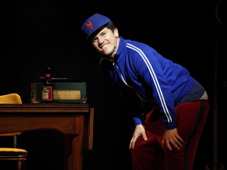 A FINE STORYTELLER: John Leguizamo in his latest one-man show 'Ghetto Klown.'  (Courtesy of Carol Rosegg)
