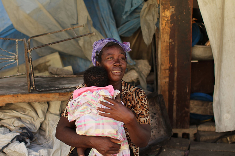 Haiti Continues To Struggle Two Years After Devastating Earthquake
