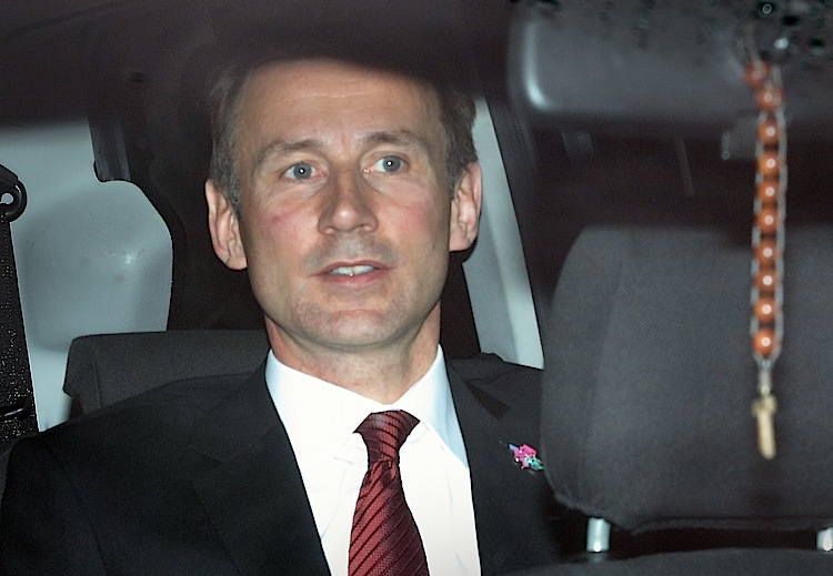 Cabinet Minister Jeremy Hunt faces Murdoch Allegations