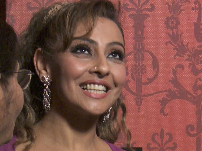 Honey Kalaria, Bollywood Ambassador at Shen Yun