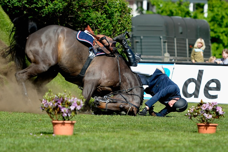 German Jumping & Dressage Grand Prix 2012 - Day 2
