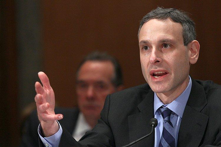 Internal Revenue Service (IRS) Commissioner Douglas Shulman