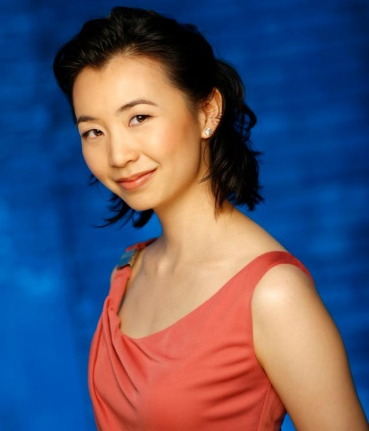 Vancouver-based Jessica Cheung stars in the Toronto Operetta Theatre's production of 'The Pirates of Penzance.'  (Courtesy of the Toronto Operetta Theatre )