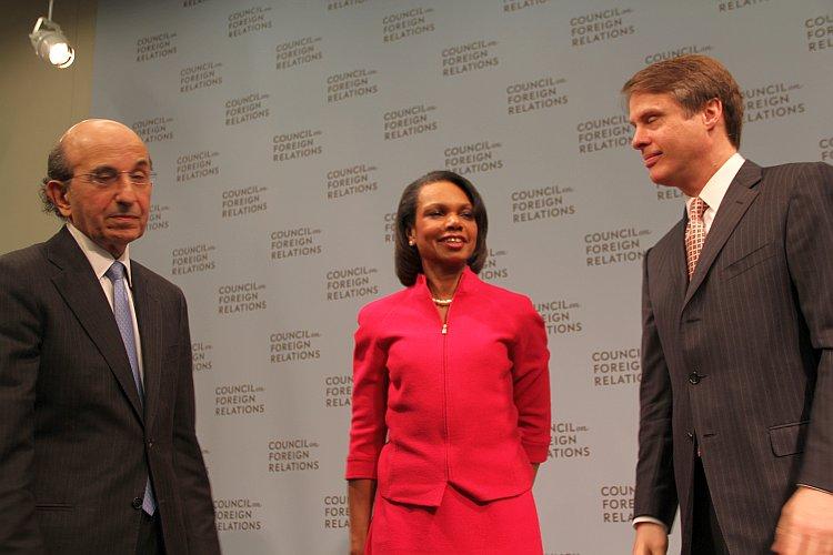 Joel Klein Condoleezza Rice