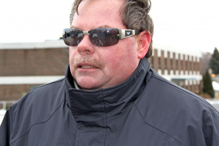 Mayor Bryan McGillis
