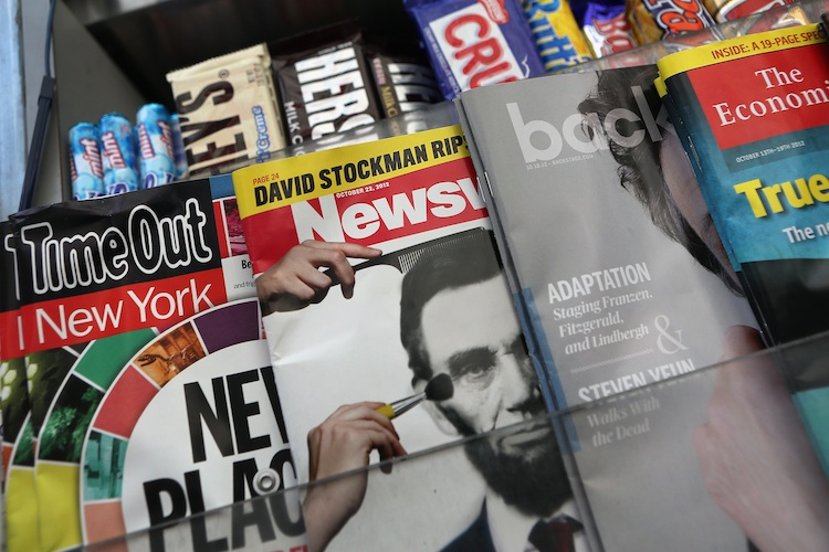 Newsweek Announces It's Going Digital Only
