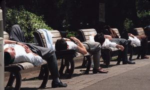 A Daytime Nap Lowers Risk of Heart Attack and Stroke