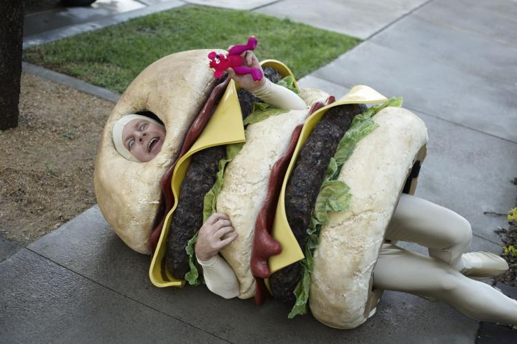 The 'Burger Corp' campaign was launched Friday May 1 via YouTube with a short film entitled 'Sham Burger'. (Courtesy of the Cancer Council)