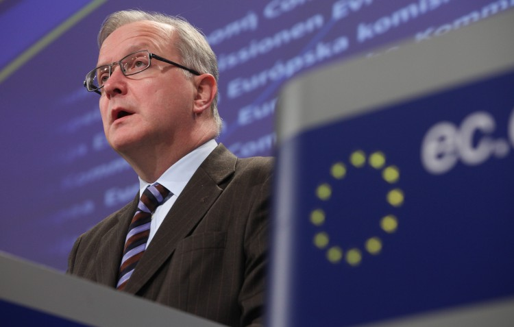 Press conference by Olli Rehn, Vice-President of the EC, on the vote in the Greek Parliament (European Commission)