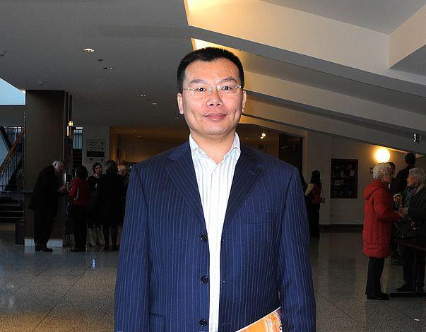 Mr. Qiu Mingwei