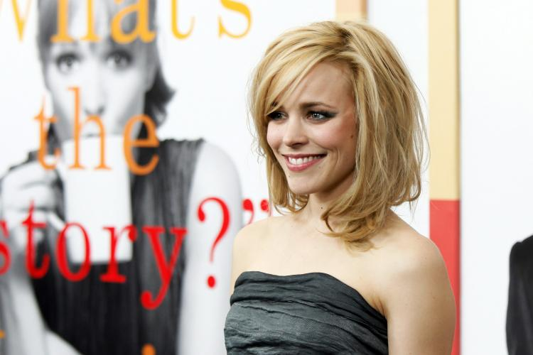 Rachel McAdams attends the New York Premiere of 'Morning Glory' at Ziegfeld Theatre on November 7, 2010 in New York City.  (Neilson Barnard/Getty Images)