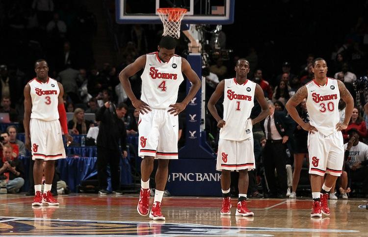 Big East Basketball Tournament - St. John's v Pittsburgh