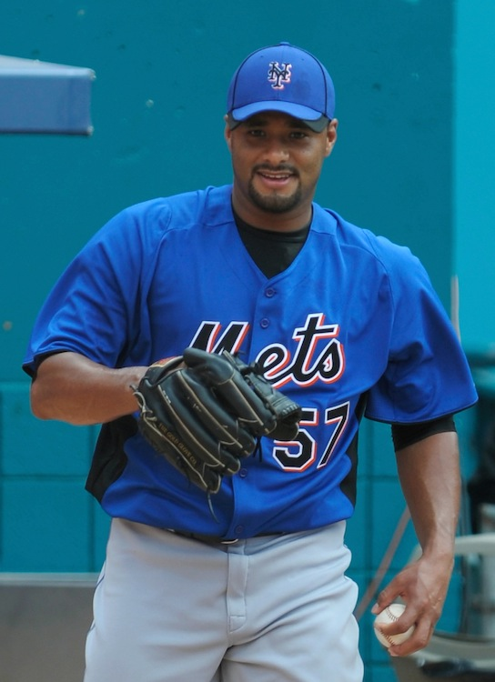 New York Mets v Florida Marlins