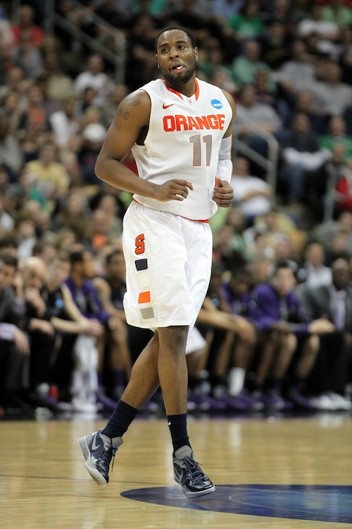 NCAA Basketball Tournament - Kansas State - Syracuse