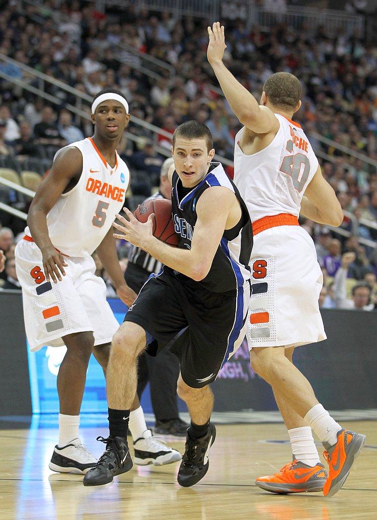 NCAA Basketball Tournament - UNC Asheville v Syracuse