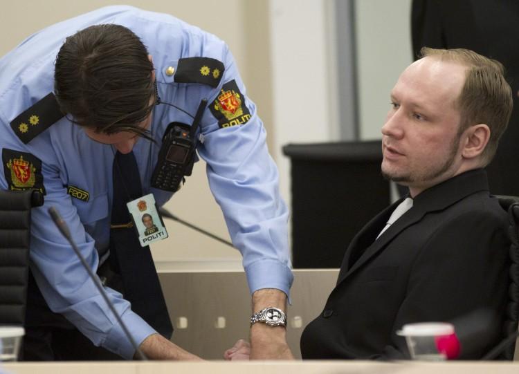 Anders Behring Breivik-trial day 5