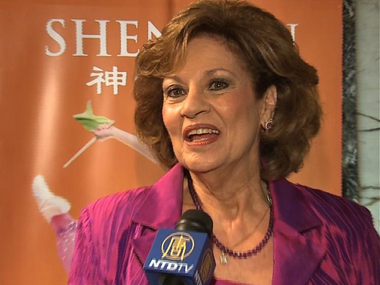 Marilyn Ciancio shares her Shen Yun Performing Arts experience