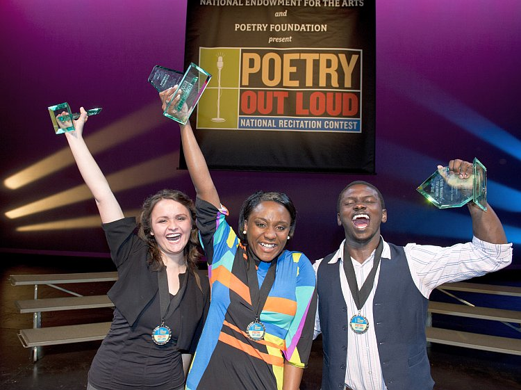 Poetry Out Loud 2012 Finals