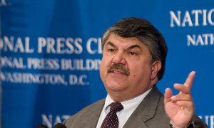 AFL–CIO's Trumka Criticizes Biden for Canceling Keystone XL Pipeline