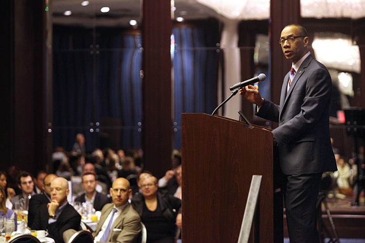 New York City Department of Education Chancellor Dennis Walcott
