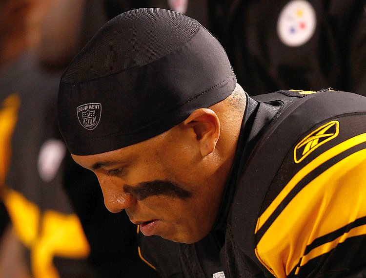 Hines Ward retires as the Steelers leader in all major receiving categories