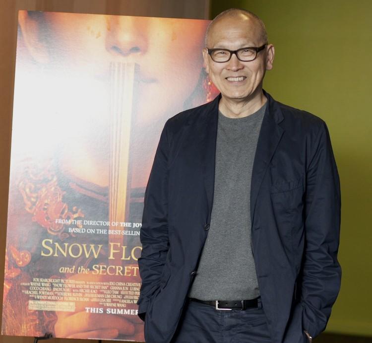 'Snow Flower and the Secret Fan,' director Wayne Wang. (Edward Dai/ Epoch Times)