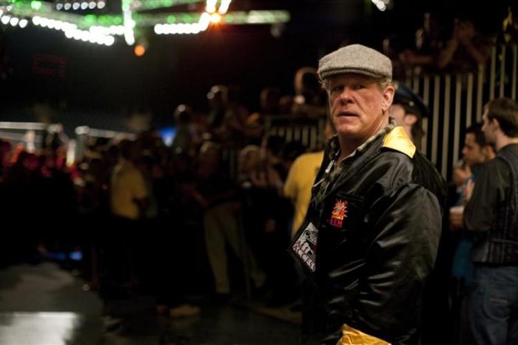 Nick Nolte in �Warrior.� (Chuck Zlotnick/Lionsgate Publicity)