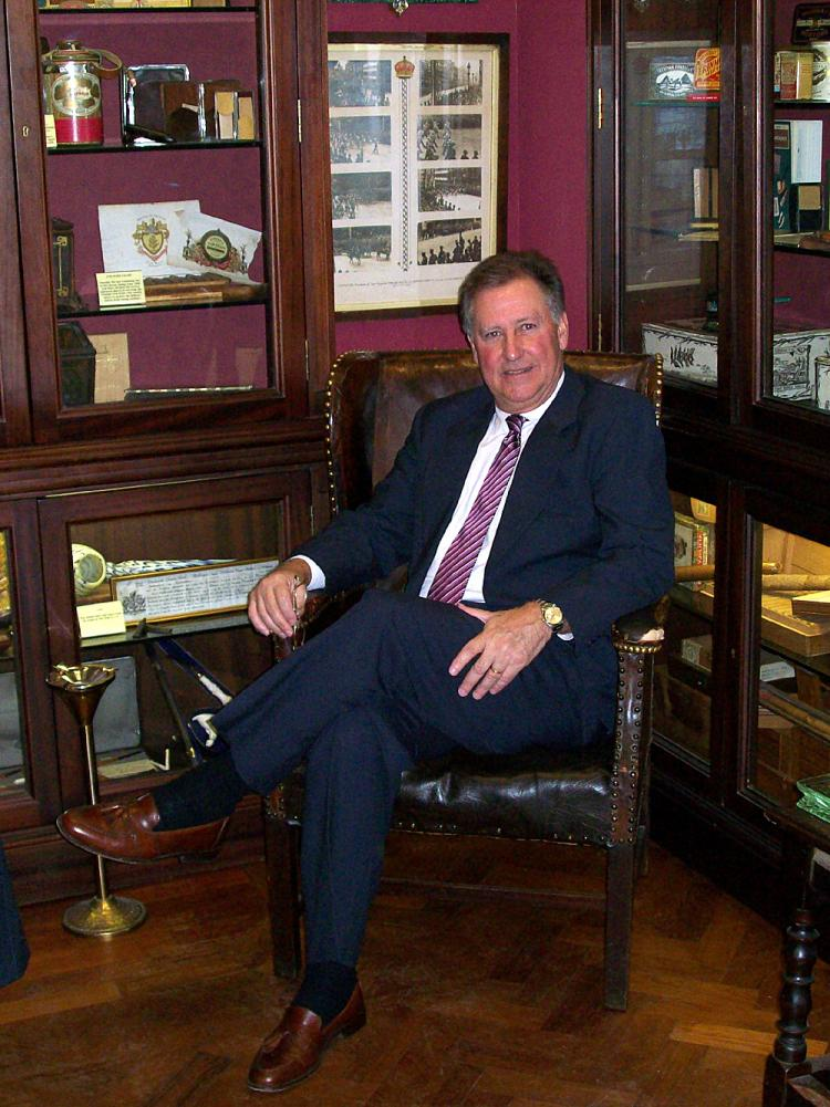 Mr. Alcazar beleievs the Cuban regime must grant citizens human rights before Cuba is granted greater economic aid. ((Courtesy P. Alcazar))