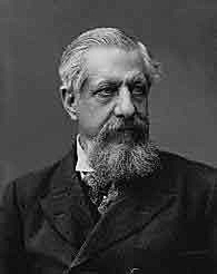 Sir Edwin Arnold (Wikipedia)