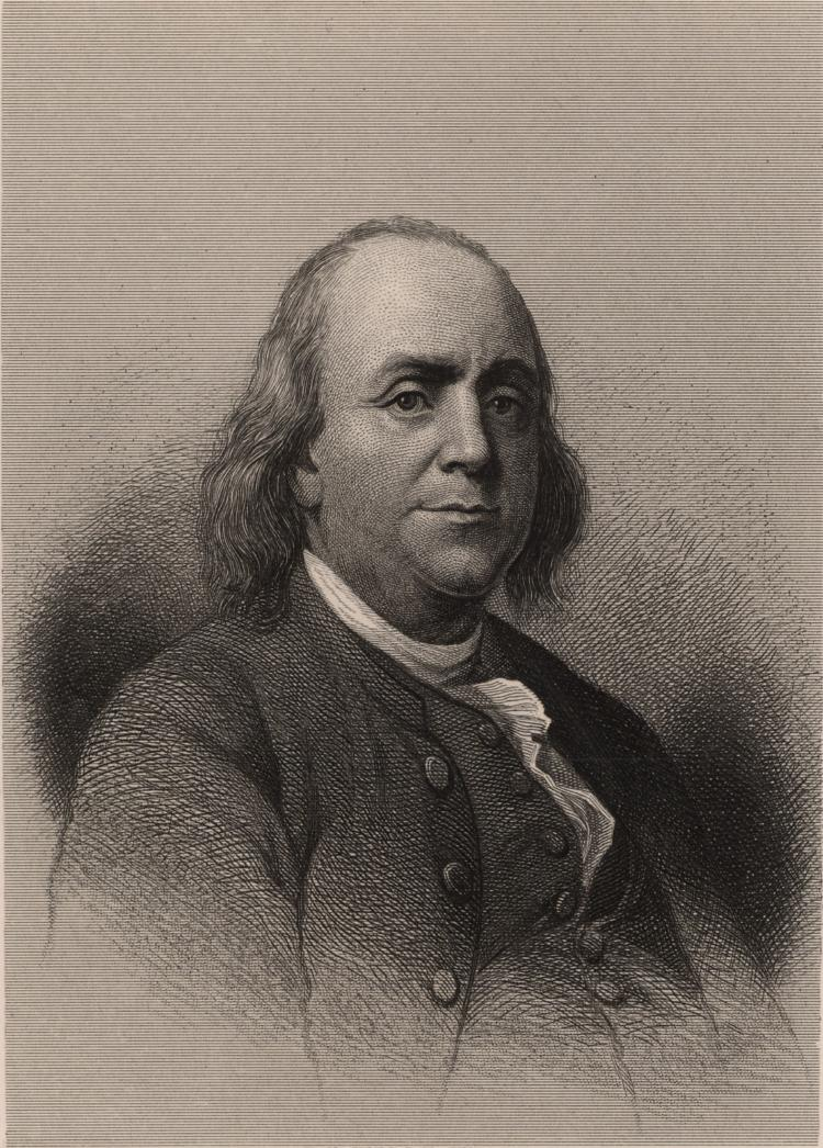 In 1996, the U.S. $100 currency series incorporated new features designed to improve the security of the currency. The new design retained the beloved image of Benjamin Franklin. (Newsmakers)