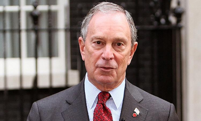 New York Mayor Michael Bloomberg w ant to change the law so he can serve another term.  (Leon Neal/AFP/Getty Images)