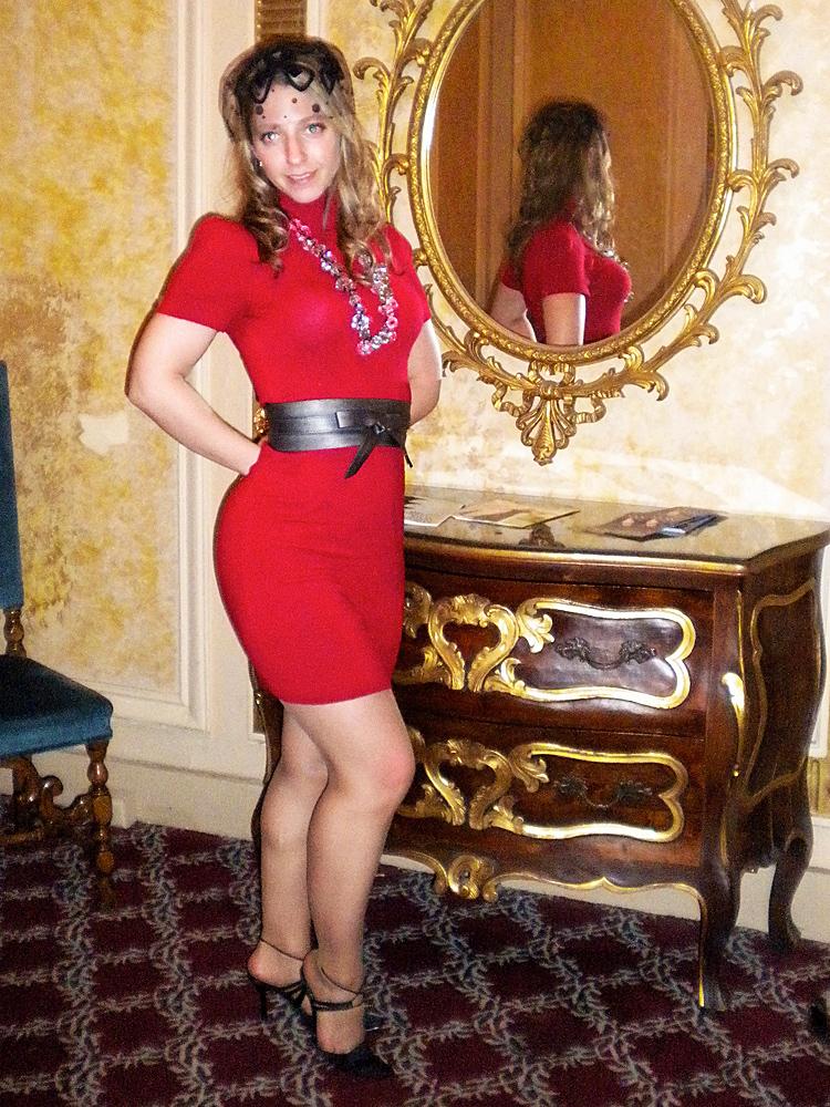 Heather Dedmon, the Dancing Queen of Chattanooga