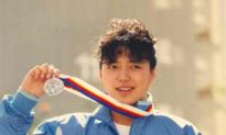 Famous Chinese Olympic Medalist Xiaomin Huang Issues Party Withdrawal Statement