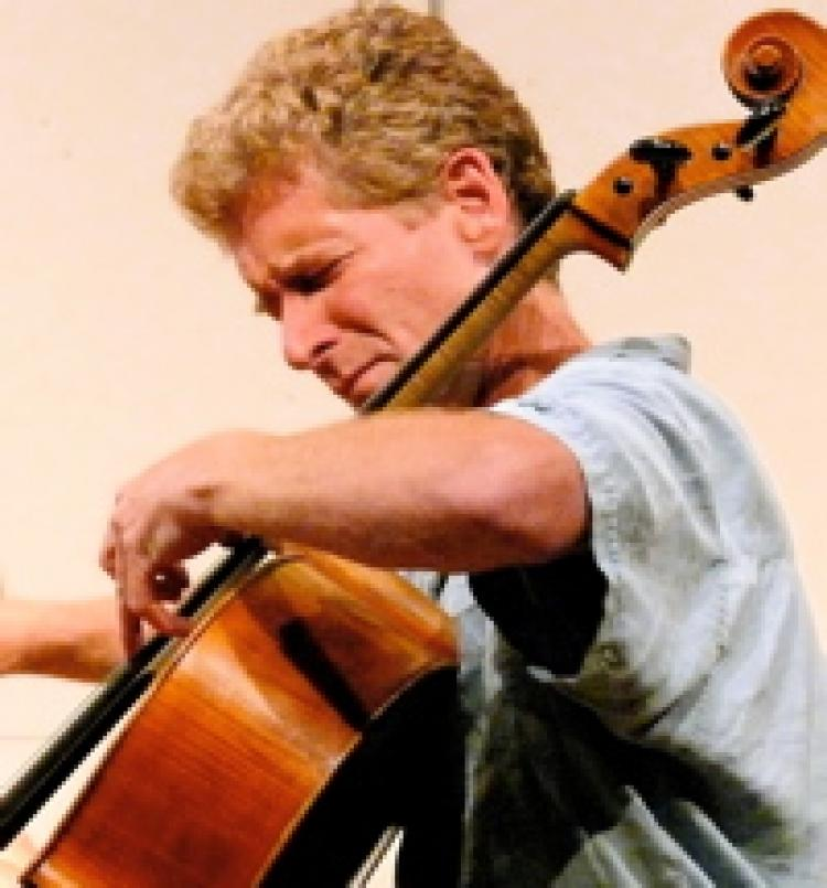 Chris White is a classical and improvisational jazz cellist. (Paula Joy Welter)