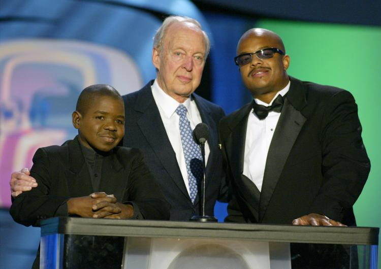Actors Gary Coleman, Conrad Bain and Todd Bridges on stage during the TV Land Awards 2003. Bridges made a recent comment regarding the death of Gary Coleman. Bridges is now the only surviving cast member of the three children from 'Different Strokes.' (Kevin Winter/Getty Images)