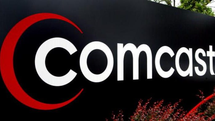 Comcast is the latest example of consolidation and the trend to ever bigger companies in a highly regulated industry. (Tim Boyle/Getty Images)