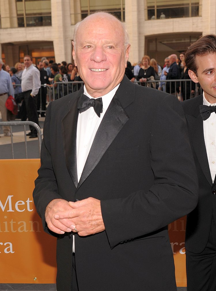 Billionaire Internet and media mogul, Barry Diller