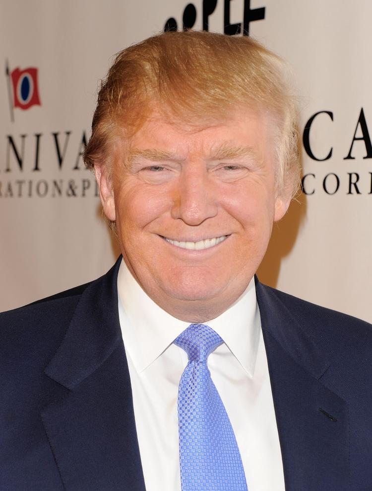 Donald Trump, the billionaire and real estate magnate, is considering a campaign for president. (Andrew H. Walker/Getty Images)