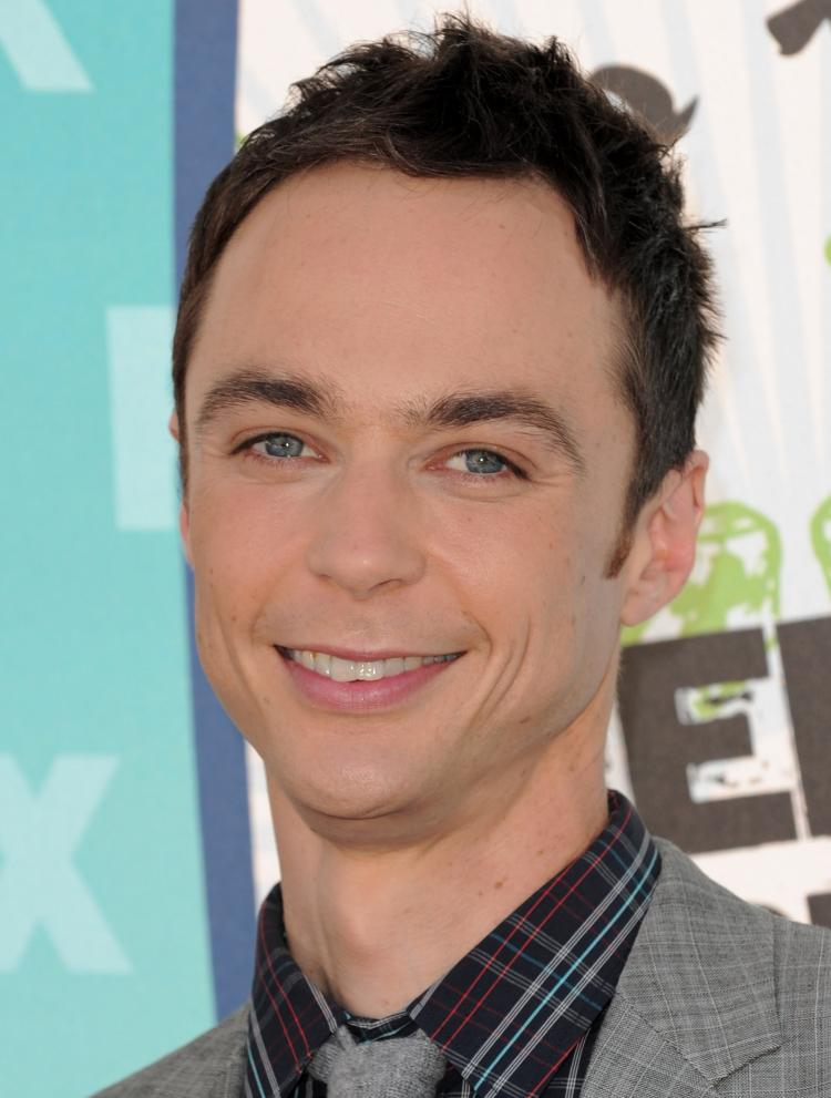 Emmy Awards 2010: Jim Parsons won an Emmy Award for Lead Actor in a Comedy Series for his role as Sheldon Cooper in 'The Big Bang Theory.' (Alberto E. Rodriguez/Getty Images)